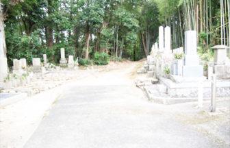 川西市_西多田墓地