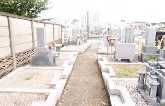 小戸墓地の写真 川西市のお墓なら川西霊園ガイド